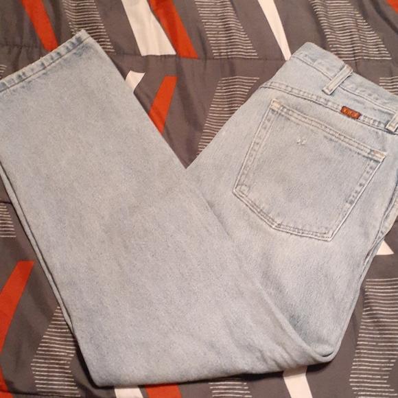 Rustler Lightwash Jeans